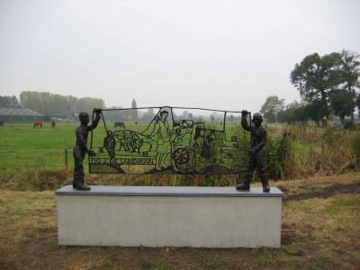 Monument voor de middeleeuwen