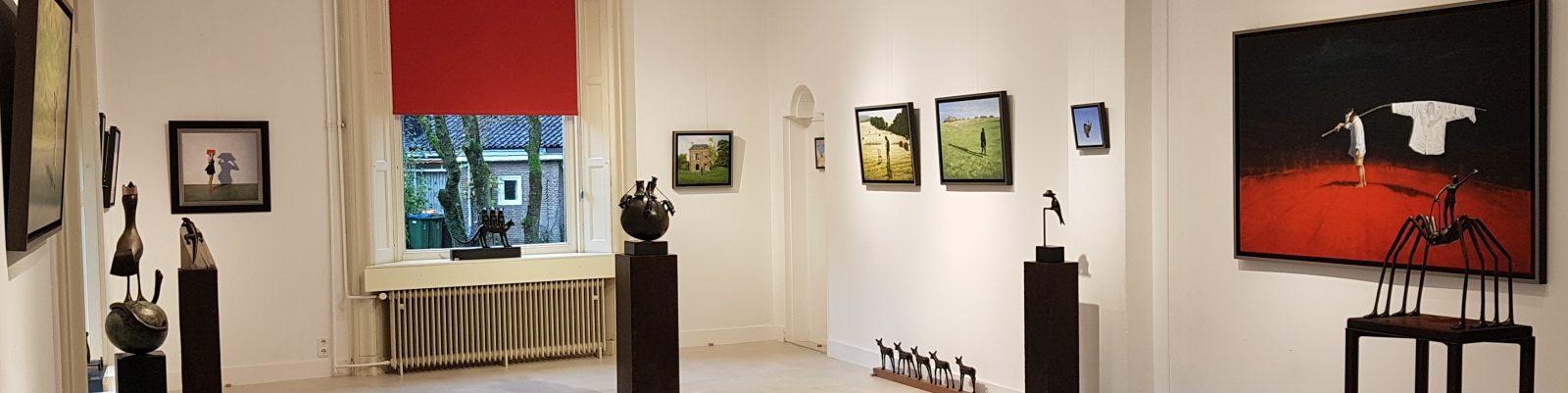 Slider expo Kunst met een Glimlach
