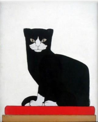 De Kat - Bart van der Leck